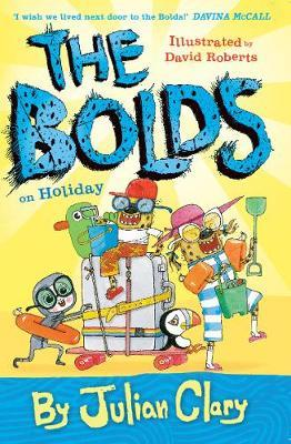 The Bolds On Holiday (book 3)