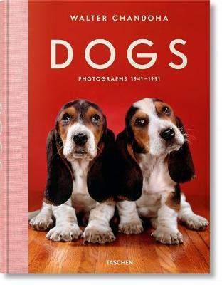 Taschen | Walter Chandoha Dogs Photos 1941-1991 | 9783836584296 | Daunt Books