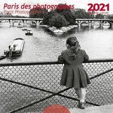 Paris Wall Calendar 2021