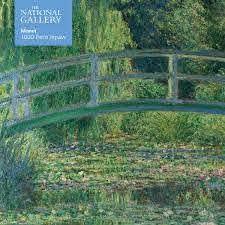 Monet: Water Lily Pond 1000 Piece Jigsaw