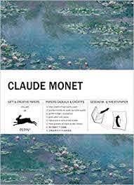 Claude Monet Pepin Wrap Book