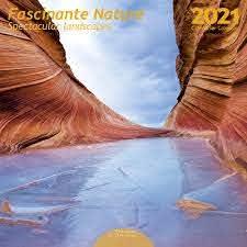 Fascinante Nature Wall Calendar 2021