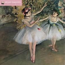 Degas Ballerinas Calendar 2021