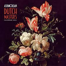Dutch Masters Ashmolean Calendar 2021
