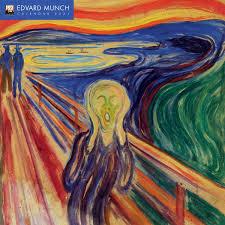 Edvard Munch Wall Calendar 2021