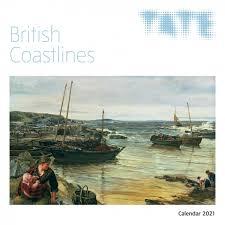 British Coastlines Calendar 2021