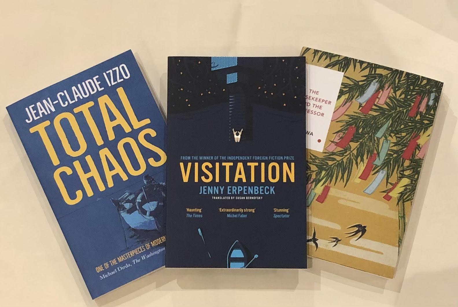 Chris' Fiction in Translation Bundle