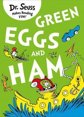 Dr Seuss   Green Eggs and Ham   9780007355914   Daunt Books
