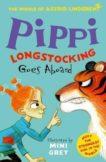 Astrid Lindgren | Pippi Longstocking Goes Aboard | 9780192776327 | Daunt Books