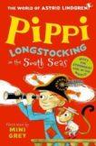 Astrid Lindgren | Pippi Longstocking in the South Seas | 9780192776334 | Daunt Books