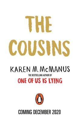 Karen McManus   The Cousins   9780241376942   Daunt Books
