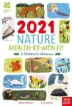 The National Trust | 2021 Nature Month by Month | 9781788008211 | Daunt Books