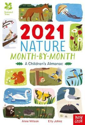 2021 Nature Month By Month