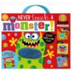   Never Touch a Monster Jigsaw Puzzle   9781800580558   Daunt Books