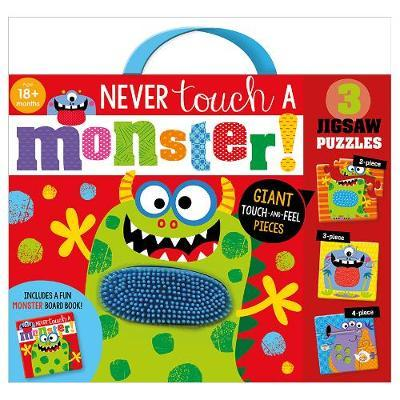 Never Touch A Monster Jigsaw Puzzle