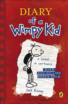 Dairy of A Wimpy Kid Book 1