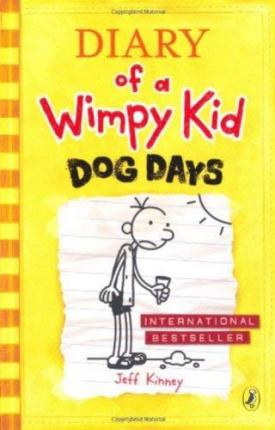 Diary of A Wimpy Kid: Dog Days Book 4
