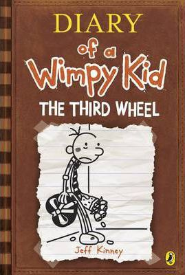 Diary of A Wimpy Kid: The 3rd Wheel Book 7