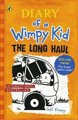 Diary of A Wimpy Kid Long Haul Book 9