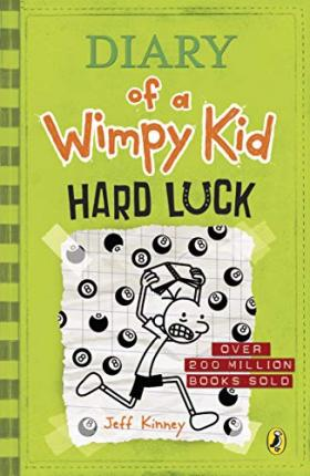 Diary of A Wimpy Kid: Hard Luck Book 8