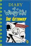 Jeff Kinney | Diary of a Wimpy Kid: The Getaway Book 12 | 9780141385259 | Daunt Books