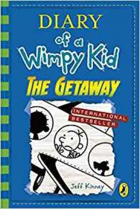 Diary of A Wimpy Kid: The Getaway Book 12