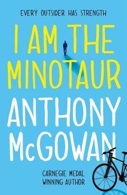 Anthiny McGowan | I Am the Minotaur | 9780198494874 | Daunt Books