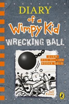 Diary of A Wimpy Kid The Wrecking Ball Book 14