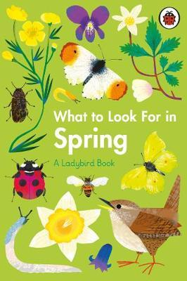 Elizabeth Jenner | What to Look For in Spring | 9780241416181 | Daunt Books