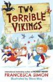 Francesca Simon and Steve May | Two Terrible Vikings | 9780571349494 | Daunt Books