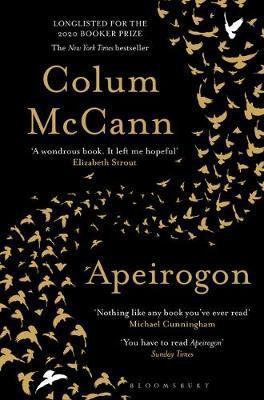 Colum McCann | Apeirogon | 9781526607898 | Daunt Books