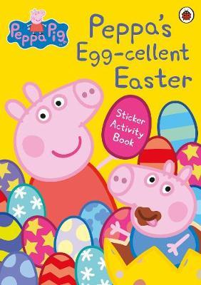 Peppa's Egg-cellent Easter Activity Book