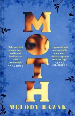 Melody Razak   Moth   9781474619233   Daunt Books