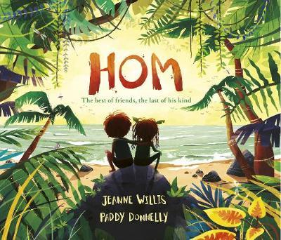 Jeanne Willis and Paddy Donnelly | Hom | 9781783449958 | Daunt Books