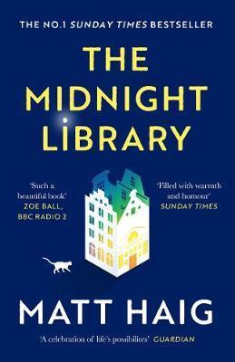 Matt Haig | The Midnight Library | 9781786892737 | Daunt Books