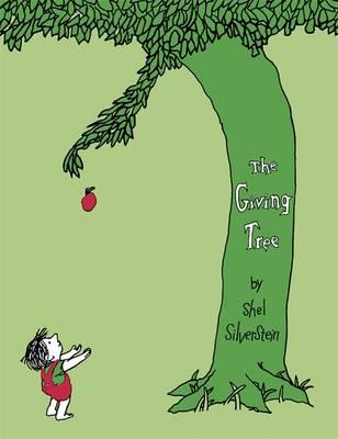 Shel Silverstein | The Giving Tree | 9781846143830 | Daunt Books