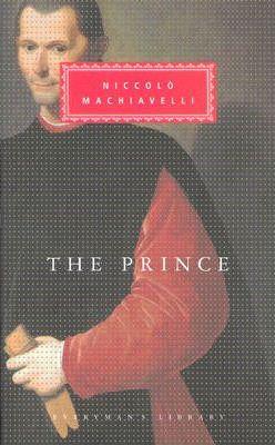 Niccolo Machiavelli | The Prince (Everyman's library edition) | 9781857150797 | Daunt Books