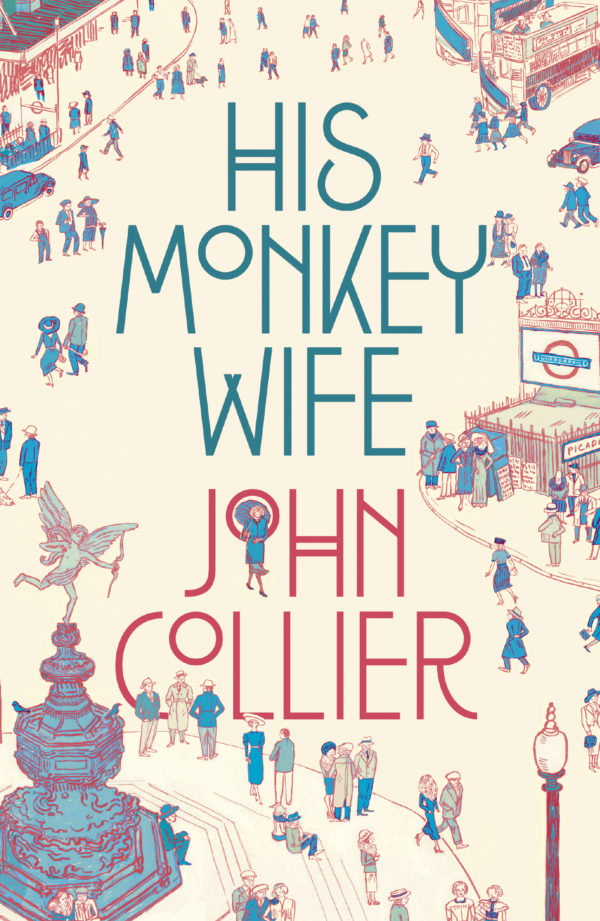 | His Monkey Wife |  | Daunt Books