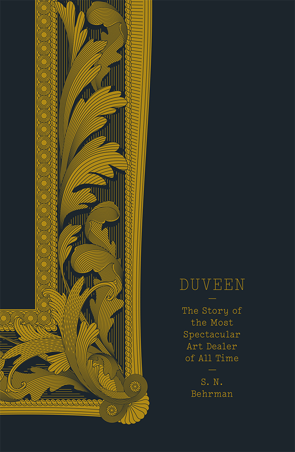   Duveen      Daunt Books
