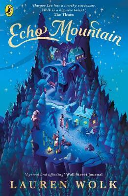 Lauren Wolk | Echo Mountain | 9780241424179 | Daunt Books