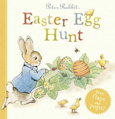 Peter Rabbit A Pop Up Easter Egg Hunt