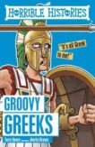 Terry Deary and Martin Brown   Horrible Histories: Groovy Greeks   9781407163833   Daunt Books