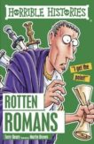 Terry Deary and Martin Brown | Horrible Histories: Rotten Romans | 9781407163840 | Daunt Books