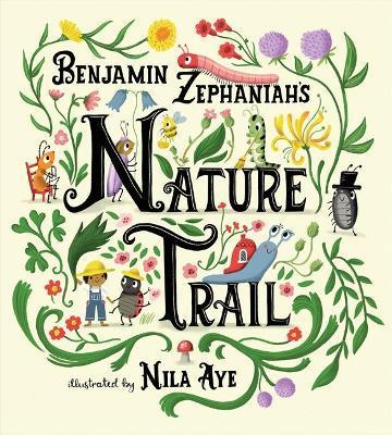 Benjamin Zephaniah | Nature Trail: A joyful Rhyming Celebration | 9781408361252 | Daunt Books