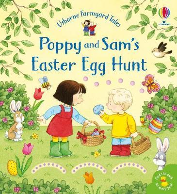 Usborne | Poppy and Sam's Easter Egg Hunt | 9781474952767 | Daunt Books