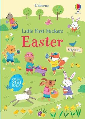 Little First Stickers Easter