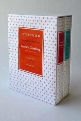 Mastering The Art of French Cooking (vols 1&2 Slipcased)