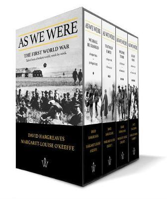 As We Were: The First World War (4 Volume Slipcased)
