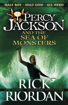 Rick Riordan | Percy Jackson and the Sea of Monsters (book 2) | 9780141346847 | Daunt Books