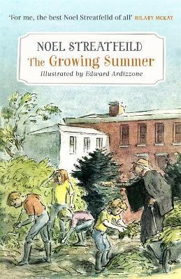 Noel Streatfeild   The Growing Summer   9780349014449   Daunt Books